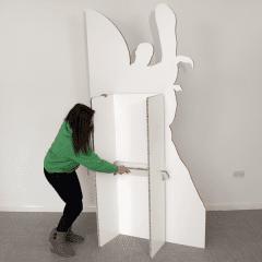 Corporate Cardboard Cutouts from Personalised Cardboard Cutouts