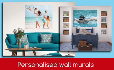 Wall murals and wall art
