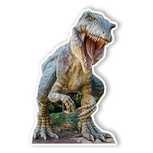 Dinosaur Cardboard Cutout