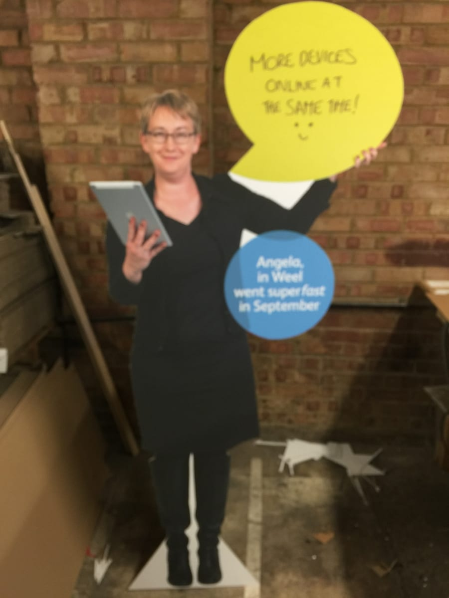 Cardboard Cutouts UK, promotional cutouts, marketing
