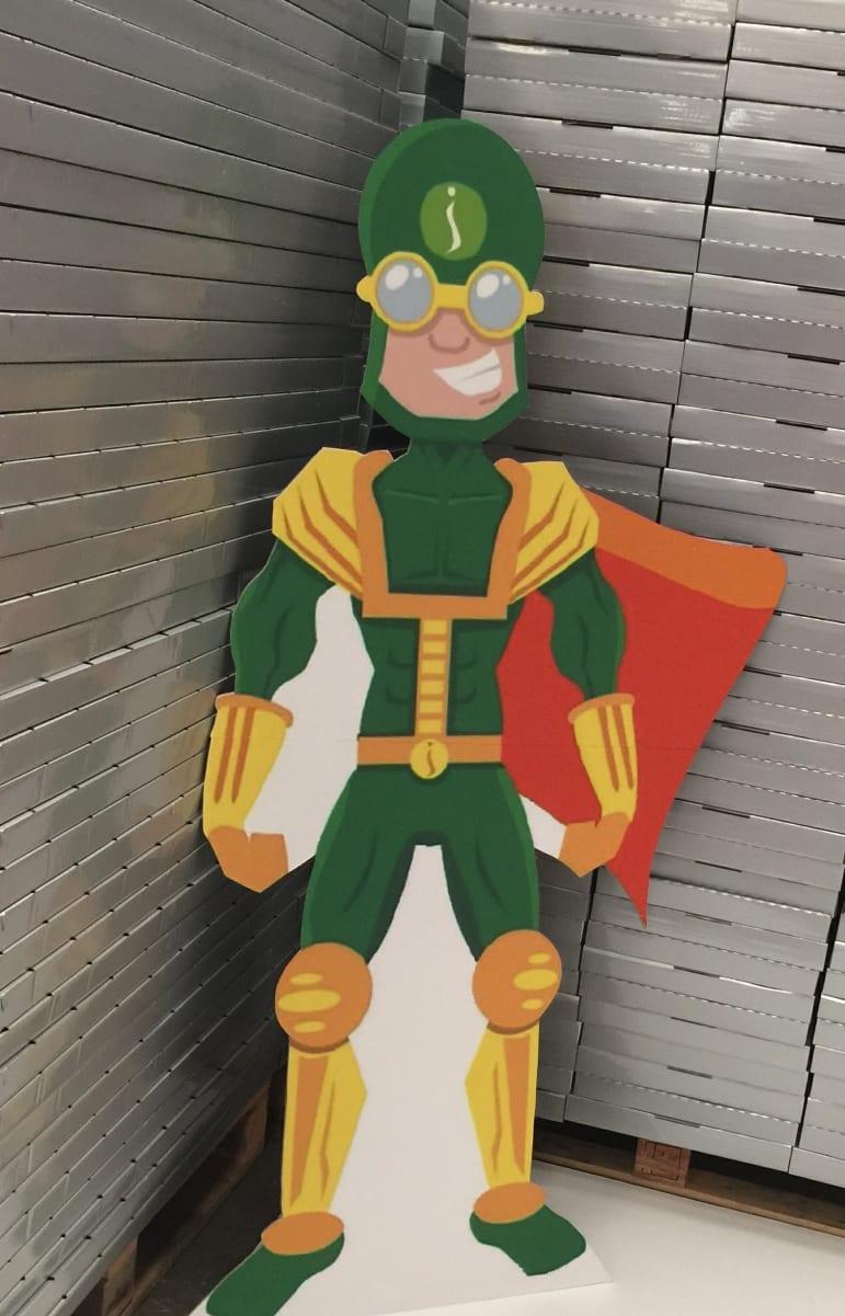Cardboard Cutouts UK, promotional cutouts, marketing