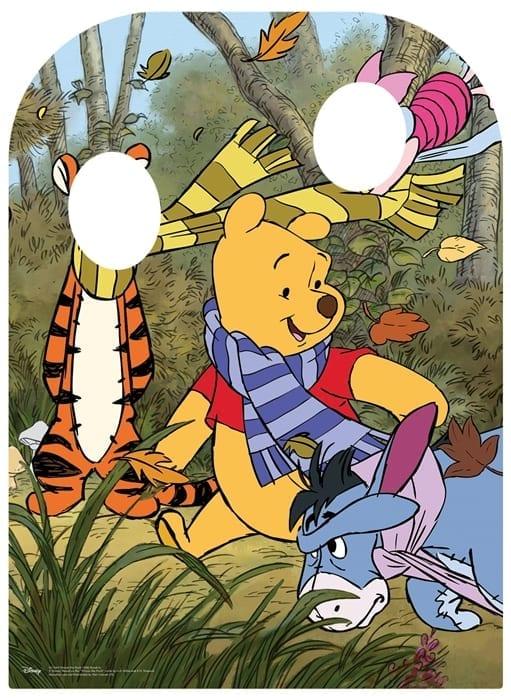 Winnie the Pooh Cutout