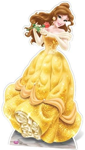 Belle cutout
