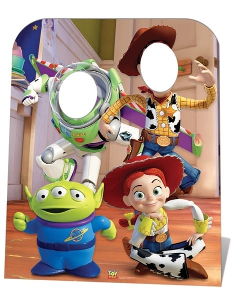 Toy Story cutout