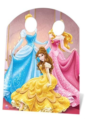 Disney Princess Standin cutout