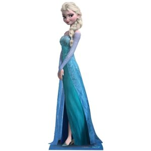 Elsa Cardboard Cutout