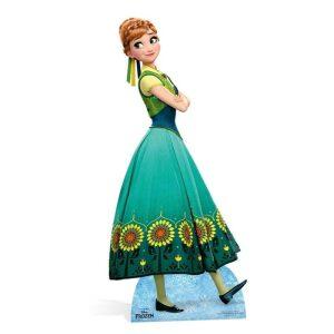 Anna Frozen Fever Cutout