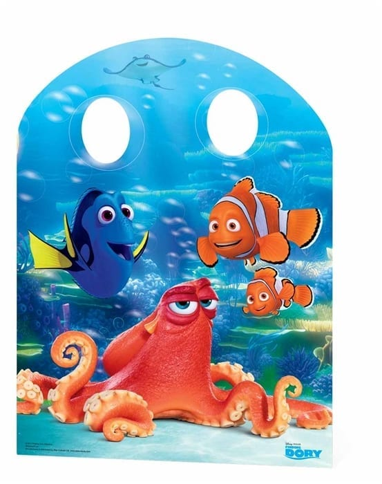 Finding Dory cutout