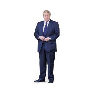 Boris Johnson cutout