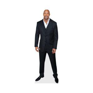 Dwayne Johnson Cutout