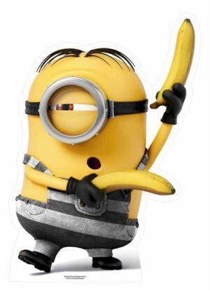 Prison Banana Minion