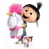 Minions Agnes cutout