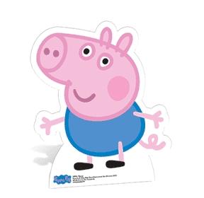 George Pig cutout