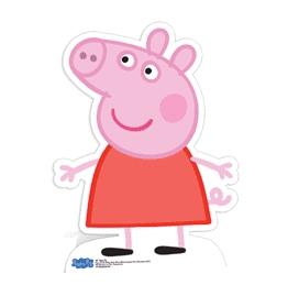 Peppa Pig cutout
