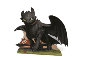 Toothless Cutout