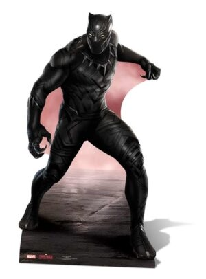 Black Panther cutout