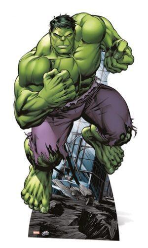 The Hulk cutout